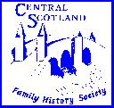Central Scotland Family History Society Logo