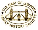 East of London Family History Society Logo
