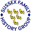 Sussex Family History Group Logo